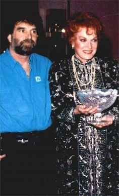 Maureen O'Hara and Charles Blair | Maureen O'Hara & Patsy - Copyright 2001 Rare Auld Times Entertainment