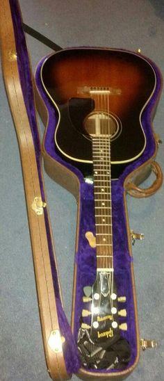 "1995 Gibson J-45 ""Western"" ""Banner Headstock"" Acoustic Guitar"
