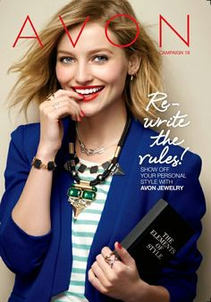 View the current #Avon brochure online now