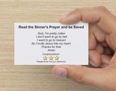 """The """"Sinner's Prayer"""" is a non-biblical tradition that fails in practice and purpose. Sinners Prayer, Salvation Prayer, Bible Topics, Christianity, Fails, Purpose, Prayers, Thankful, Cards Against Humanity"""