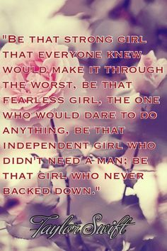 Taylor Swift Quote One Of My Favorites Katie Guise Phone Wallpaper Ideas