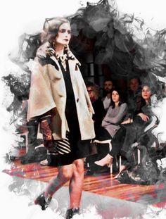 Mariella Arduini Burani ... per una donna elegante e raffinata  info@baldorappresentanze.it