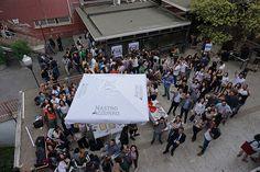 #Solarparty firmato Nastro Azzurro.  #TeamSapienza #NastroAzzurro #tiportalontano #ReStart4Smart #SDME2018