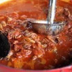 Sunday Gravy on Pinterest | Sunday Gravy, Italian Gravy and Sauces