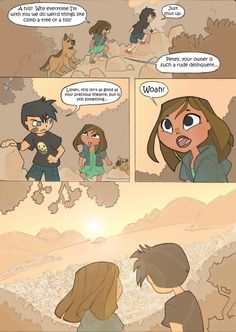 Total Drama Kids Comic pag 29 by Kikaigaku.deviantart.com on @DeviantArt