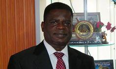 Dr Kofi Mbiah — CEO, Ghana Shippers Authority