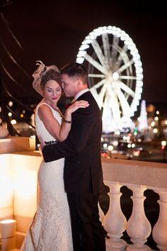 The romance of wedding in Paris www.oneandonlyparisphotography.com/