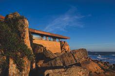 Boa nova Tea house  Alvaro Siza  Matosinhos - Portugal