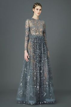 Bilder des Tages // Valentino Pre Fall 2015:  We want to believe in a fantastic future