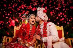 Here are some creative desi bride poses ideas and getting ready shots for engagement shoots that girls should definitely try on their big day as couples. Indian Wedding Poses, Indian Wedding Couple Photography, Wedding Couple Photos, Couple Photography Poses, Bridal Photography, Indian Bridal, Photography Ideas, Indian Wedding Pictures, Dreamy Photography