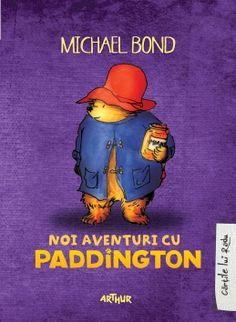 Noi aventuri cu Paddington - Michael Bond: Varsta: 4-8 ani;  Lui Paddington, cele mai bune idei îi vin când nu are nimic de făcut. Şi atunci... ţine-te bine! Fie că încearcă să-şi redecoreze camera, să facă pe detectivul ori pe fotograful, fie că pur şi simplu merge la cumpărături, ursul venit tocmai din Întunecatul Peru reinventează haosul, aducându-l la o nouă dimensiune, marca Paddington. Books To Read, My Books, Roald Dahl, Ursula, Coloring Sheets, Winnie The Pooh, Childrens Books, Bond, Disney Characters