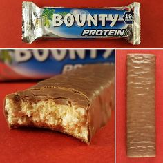 Given the beach-themed wrappers of Bounty bars it's about time they made a version that won't sidetrack your beach body progress. 🏖💪 We're super excited to be bringing the new Bounty protein bar to you in our May box that ships next week! They've nailed the coconut flavour which tastes authentic and has the perfect level of sweetness. And the texture is a pleasure too, it's soft and fluffy with a nice chewiness to it. We wish it was a little bigger, but it's also only 192 cals so can't…