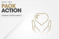 #PAOKAction  Βοηθάμε την μικρή Διαμάντω - https://t.co/lz9DlfluLV #PAOKAEK #SuperLeague #PlayOffs https://t.co/CwTmm0WdON