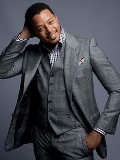 Terrence Howard - <3 <3 Love this man!