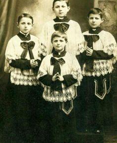Traditional Altar Boys