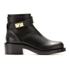 Big Black Boots - Givenchy