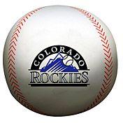 Colorado Rockies Baseball Pillow - MLB.com Shop