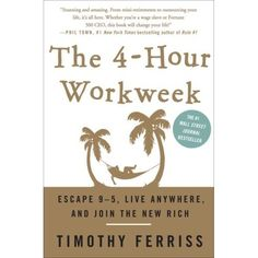 """To all people who want to live #extraordinary lives... we recommend reading: """"The Four Hour Work Week"""" - this book is FULL of great insights, many which we already instill in our coaching, and many we're going to instill in our coaching! ~The Ariella Approach"""