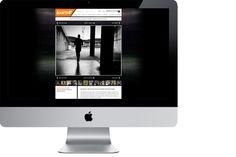 Principals GWS Giants Brand Identity- website