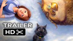 Legend Of Oz: Dorothy's Return Official Trailer #2 (2014) - Lea Michelle, Hugh Dancy Movie HD
