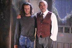 Christopher Lambert & Sean Connery