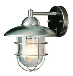 Trans Globe Lighting 4371 Modern Single Light Down Lighting Outdoor Wall Sconce from the Outdoor Collection