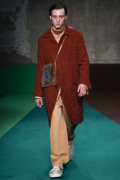 2017-18秋冬メンズ - マルニ(MARNI) ランウェイ|コレクション(ファッションショー)|VOGUE JAPAN