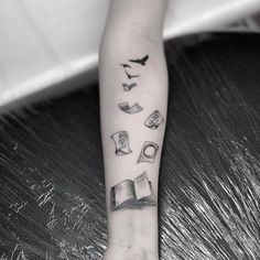 Arm Tats, Arm Tattoos For Guys, Birds, Ink, Black, Instagram, Attila, Black People, Bird