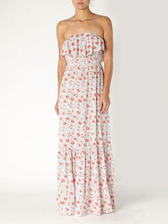 Great maxi dress~ I love this! I was looking for dresses like this 7 or 8 years ago and they were no where to be found!