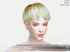 Mayims: May_TS4_Hair209M
