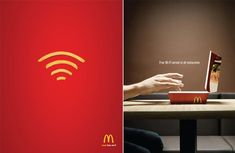 20 Creative and Smart McDonald's Advertisement Designs over World ...