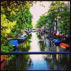 Instagram Amsterdam 2013 |  winnende foto van september 2013