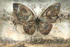 The-Butterfly-Effect by artfactotum.deviantart.com on @deviantART