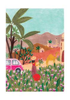 531 Likes, 29 Comments - Roeqiya Fris (Roeqiya Fri. - Likes, 29 Comments – Roeqiya Fris (Roeqiya Fri… – 531 Likes, 29 Comments – Roeqiya Fris (Roeqiya Fri… – - Art And Illustration, Illustrations Posters, Painting Inspiration, Art Inspo, Posca Art, Guache, Art Design, Beautiful Paintings, Oeuvre D'art