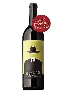 The Fugitive Red Dry Creek Valley