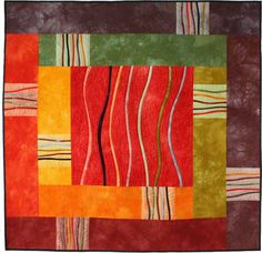 DesireLines#7: Lust in the Log Cabin by Serendipity and the Art of the Quilt