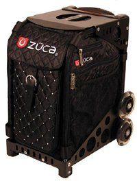 Zuca Bag Mystic- Black Frame ZUCA...    MUA and Hairstylist travel kit...