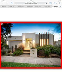 Photo of a house exterior design from a real Australian house - House Facade photo 1477056