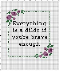 Image result for yes im a nurse no i dont want to see it cross stitch