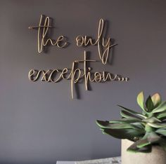 I've just found Personalised Quote Wire Word Art. Bespoke Wire Wall Words which are customisable to any wording of your choice - a perfect addition to any corner of the home. Wire Letters, Gold Letters, Word Wall Decor, Wall Word Art, Wall Words, Corner Wall Decor, Letter Wall Decor, Wire Wall Art, Wall Art Uk