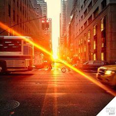 Street Photo - Sun