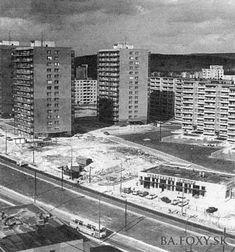 Ulice a námestia - Dúbravka - Pohľady na Bratislavu Bratislava, Old Photos, Environment, Photo Wall, Urban, Memories, Times, Retro, Photography