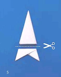 Christmas: How to Make Paper Snowflakes - Martha Stewart