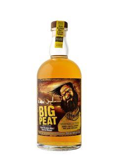 Whisky BIG PEAT 46% - La Maison du Whisky
