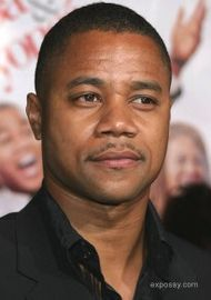 Cuba Gooding Jr.   ...... He is awesome
