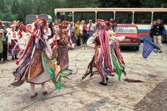 Severnyashki Traditional Bulgarian Costumes Pleven Region