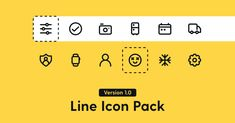 Line Icon Pack is a free set of outline icons. Comes in as an web font or icon font and also as a vector format. Mobile Icon, Test Card, Social Media Icons, Vector Format, Icon Pack, Icon Font, Line Icon, Text You