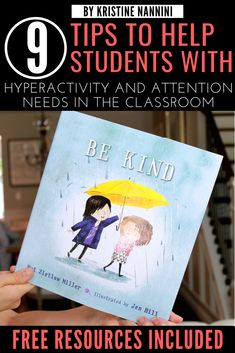 Help upper elementary students with ADHD, hyperactivity, and other attention needs. This blog post has tips, strategies, and FREE downloads. The printables will help with classroom management in your 3rd, 4th, 5th, or 6th grade classroom. It also provides checklists, freebies, and tricks to help with different classroom behaviors. #ClassroomManagement #Elementary