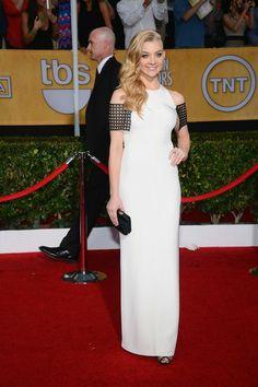 Pré-Oscar? Confira todos os looks do tapete vermelho do SAG Awards 2014 - Vogue | Red carpet