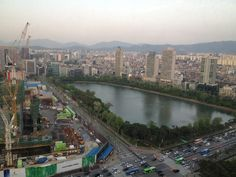 Gangnam, South Korea-Lotte Hotel World